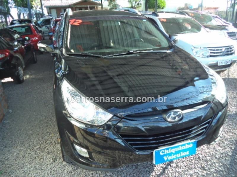 ix35 2.0 mpfi xls 4x2 16v gasolina 4p automatico 2012 caxias do sul