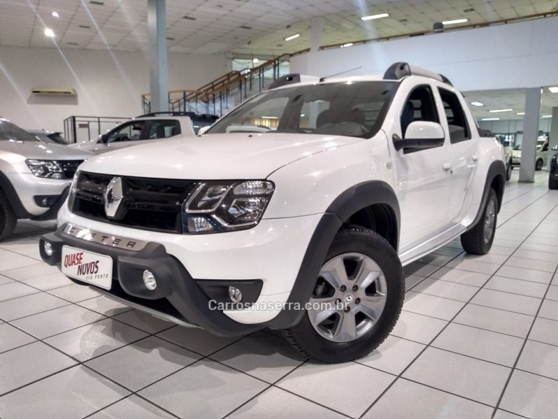 duster oroch 2.0 16v flex dynamique 4p manual 2017 caxias do sul