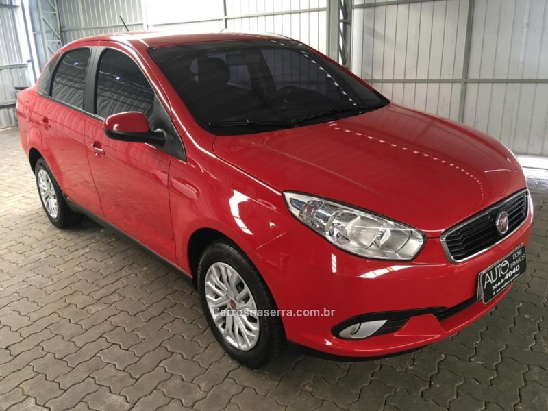 siena 1.4 mpi attractive 8v flex 4p manual 2017 dois irmaos