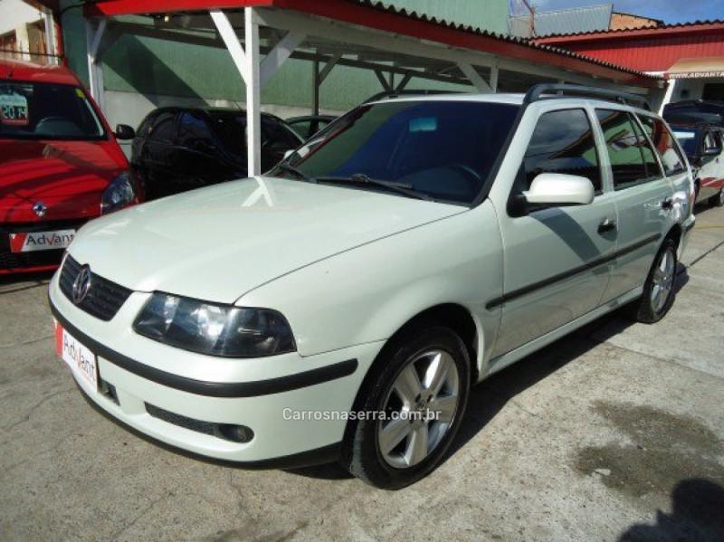 parati 2.0 mi 8v gasolina 4p manual g.iii 2000 caxias do sul