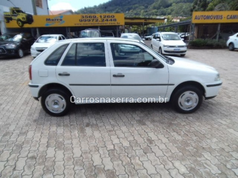 gol 1.0 mi city 8v flex 4p manual g.iii 2005 morro reuter