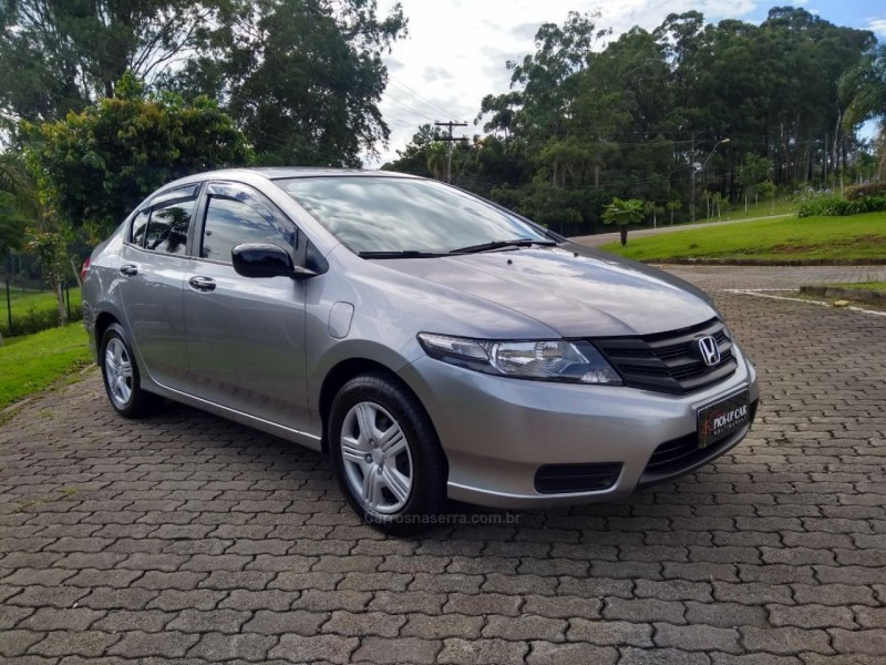 city 1.5 dx 16v flex 4p manual 2014 caxias do sul