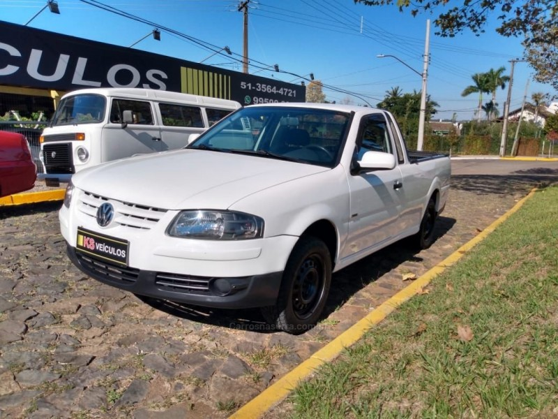SAVEIRO 1.6 MI CITY CS 8V FLEX 2P MANUAL G.IV - 2009 - DOIS IRMãOS