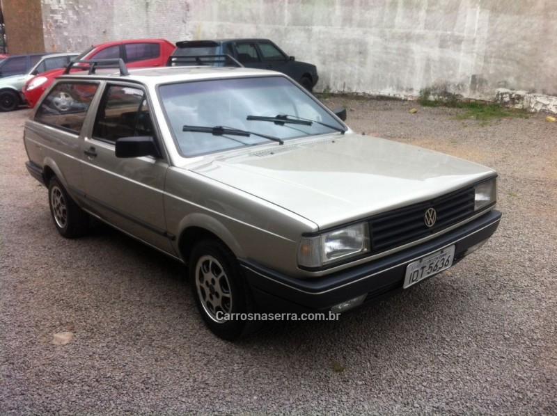 parati 1.8 gl 8v alcool 2p manual 1988 caxias do sul