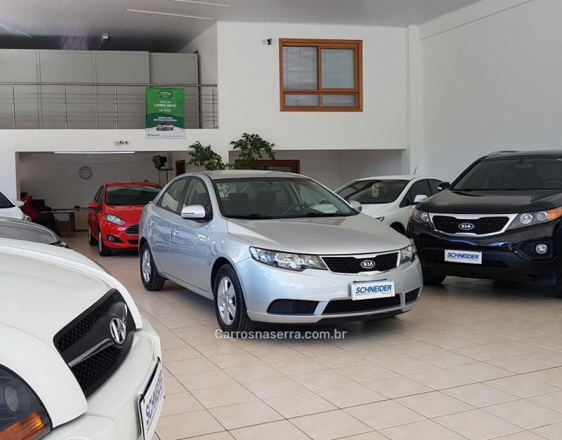 cerato 1.6 ex3 sedan 16v gasolina 4p manual 2012 nova petropolis