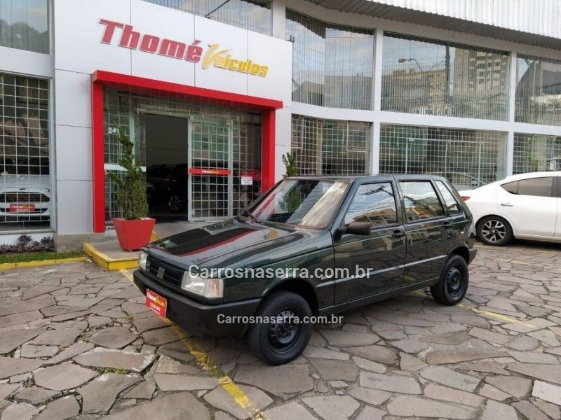 uno 1.0 ie mille ep 8v gasolina 4p manual 1996 caxias do sul
