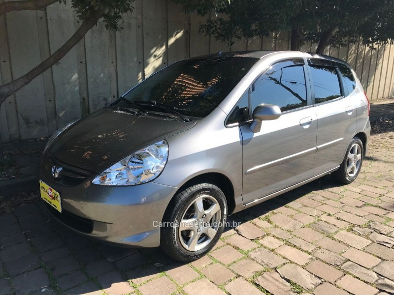 fit 1.4 lxl 16v flex 4p automatico 2008 caxias do sul