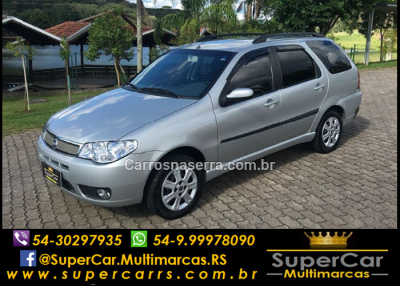 palio 1.8 mpi hlx weekend 8v flex 4p manual 2006 caxias do sul
