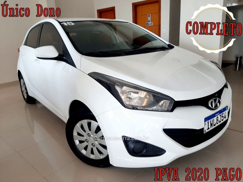 hb20 1.6 comfort plus 16v flex 4p manual 2015 caxias do sul
