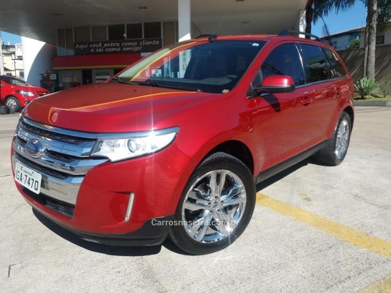 edge 3.5 limited fwd v6 24v gasolina 4p automatico 2011 caxias do sul