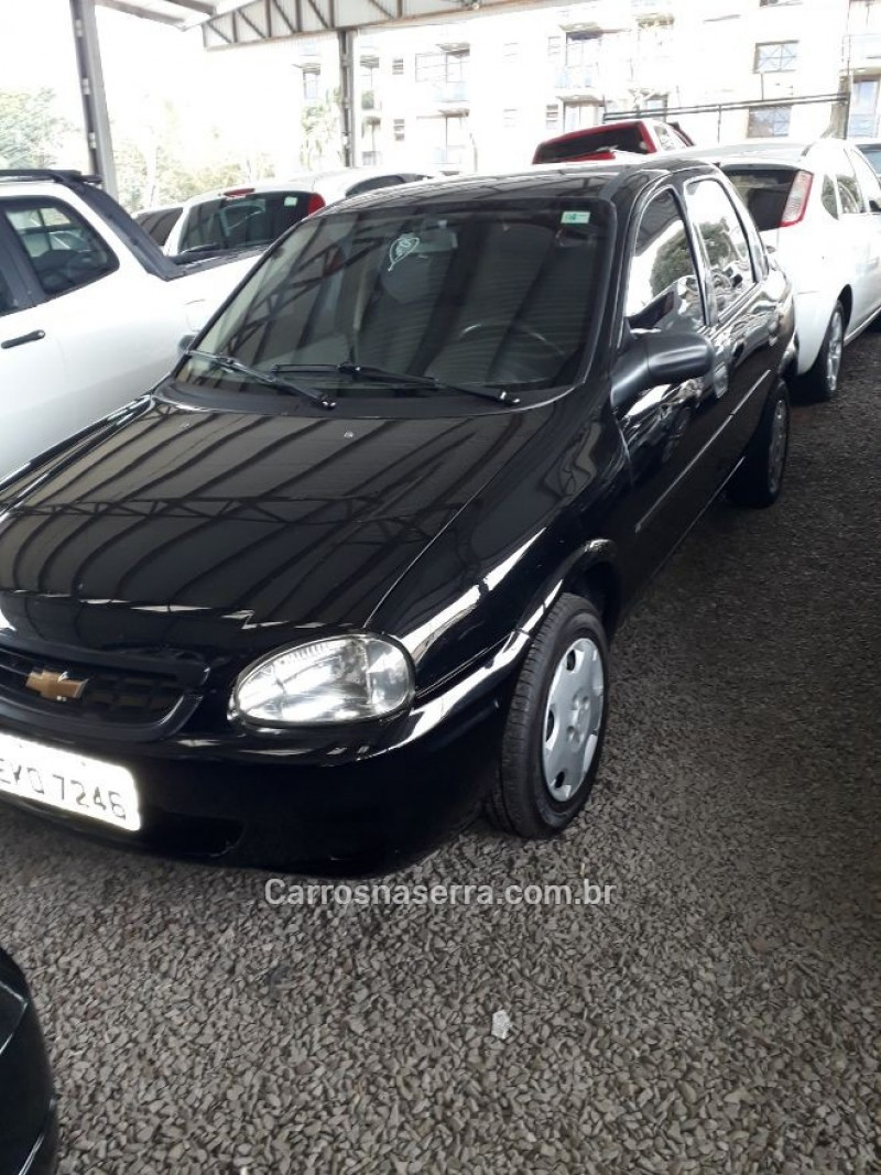 corsa 1.0 mpfi classic sedan life 8v flex 4p manual 2010 bento goncalves