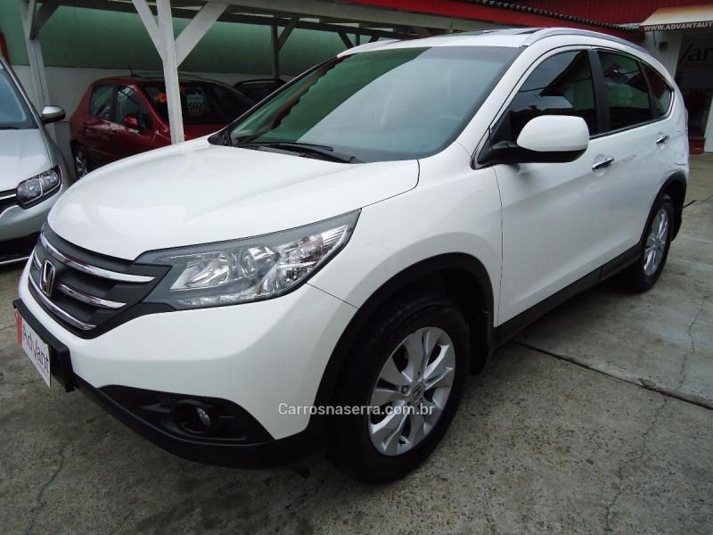 crv 2.0 exl 4x4 16v gasolina 4p automatico 2013 caxias do sul