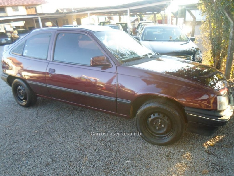 kadett 1.8 efi gl 8v gasolina 2p manual 1995 bento goncalves