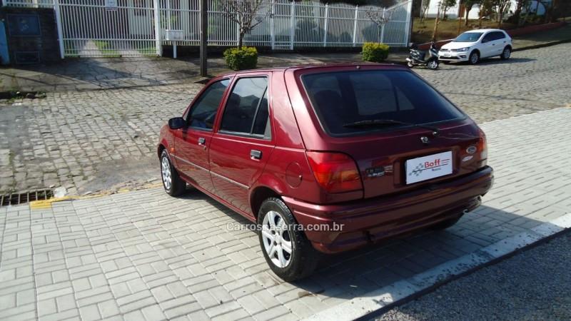fiesta 1.3 i 8v gasolina 4p manual 1995 caxias do sul
