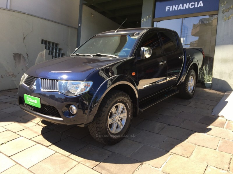 l200 triton 3.2 hpe 4x4 cd 16v turbo intercooler diesel 4p manual 2009 garibaldi