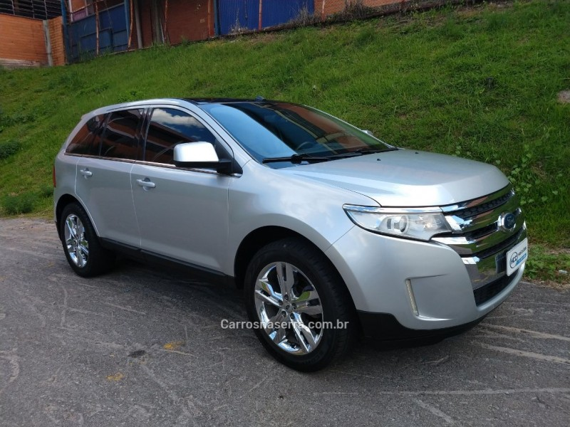edge 3.5 limited awd v6 24v gasolina 4p automatico 2011 caxias do sul