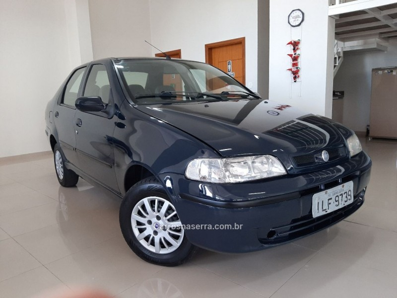 siena 1.0 mpi fire 8v gasolina 4p manual 2003 caxias do sul