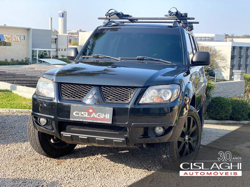 pajero tr4 2.0 4x4 16v 140cv flex 4p manual 2012 carlos barbosa