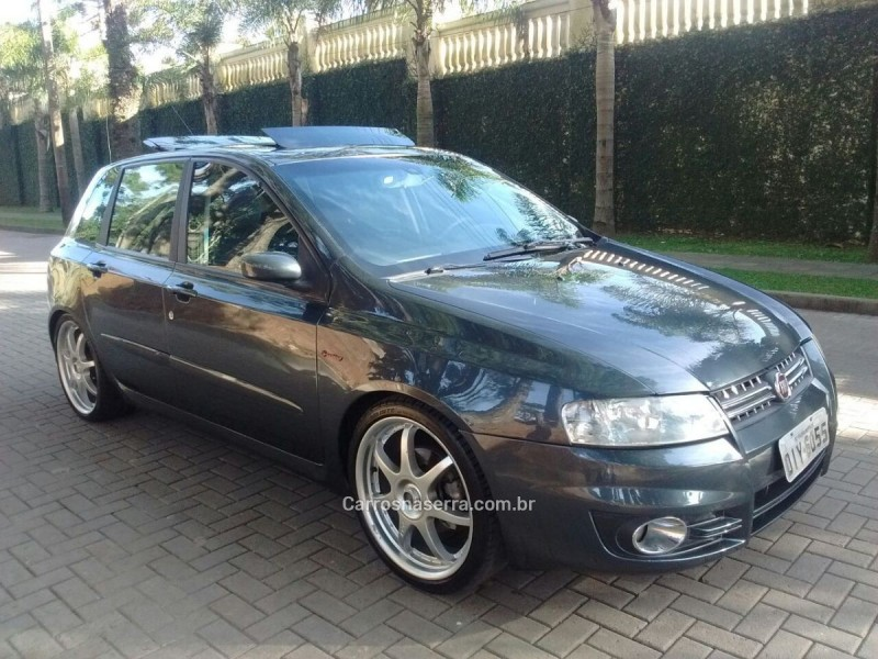 stilo 1.8 mpi 8v flex 4p manual 2003 caxias do sul