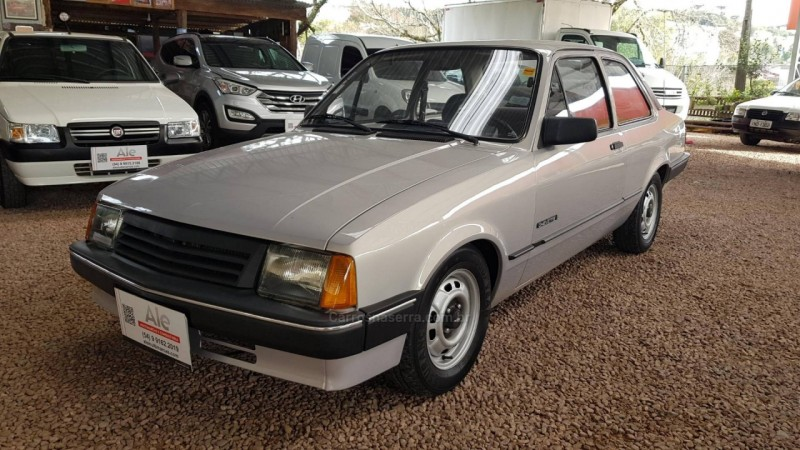 chevette 1.6 l 8v gasolina 2p manual 1993 garibaldi