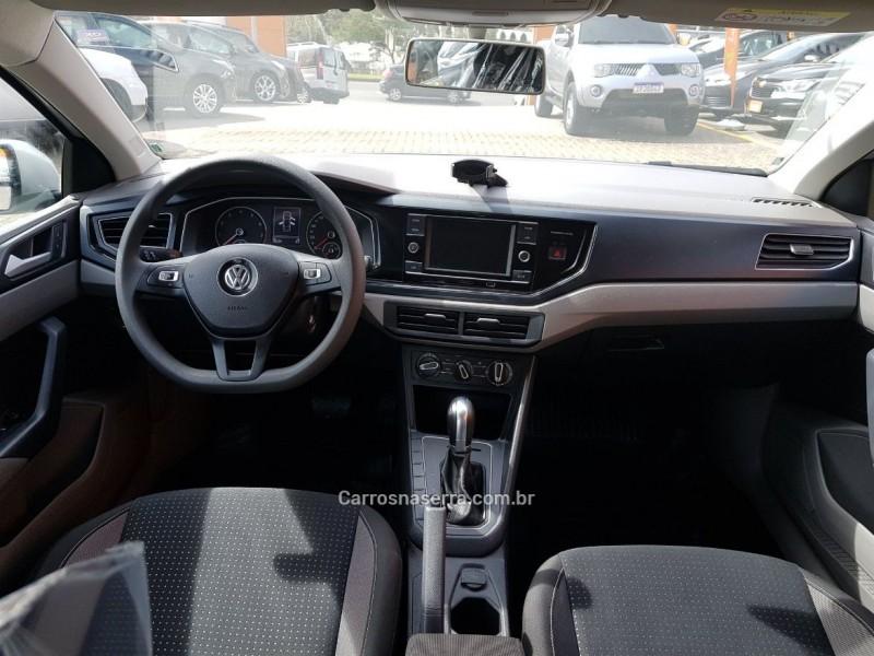 VIRTUS 1.0 200 TSI COMFORTLINE AUTOMÁTICO - 2019 - CAXIAS DO SUL