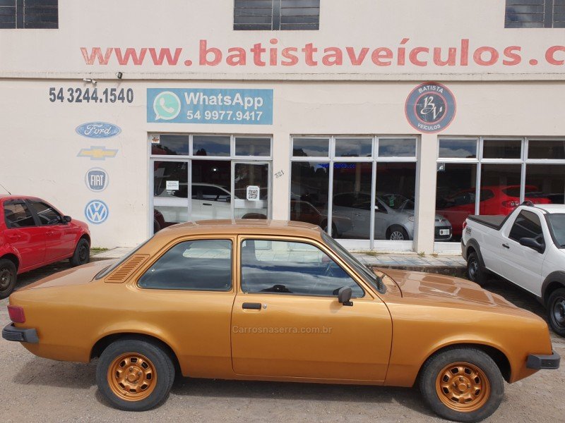 chevette 1.4 sl 8v gasolina 2p manual 1982 sao francisco de paula
