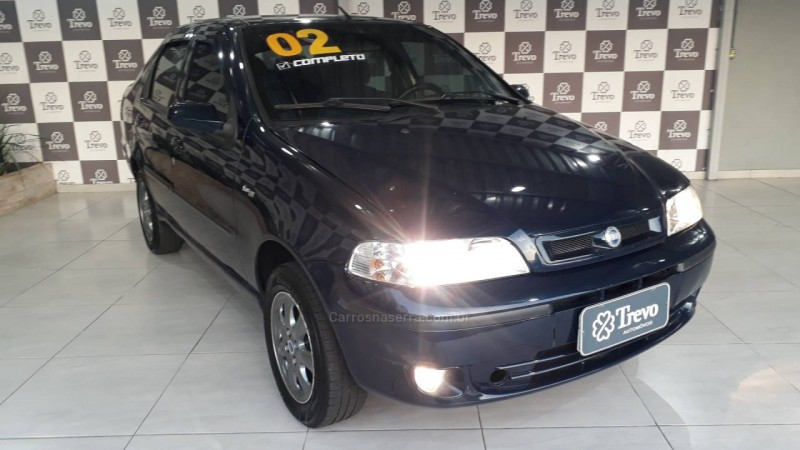 siena 1.3 mpi fire elx 16v gasolina 4p manual 2002 taquara