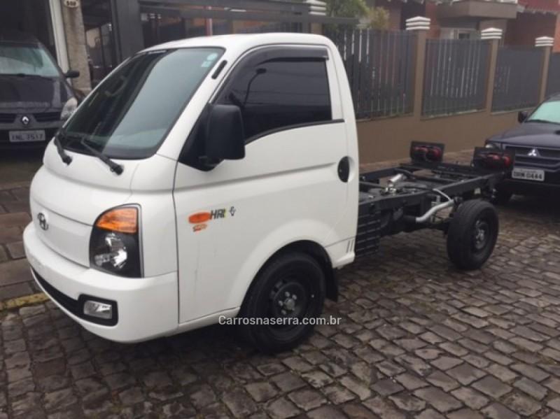 hr 2.5 tci hd longo sem cacamba 4x2 8v 94cv turbo intercooler diesel 2p manual 2019 carlos barbosa