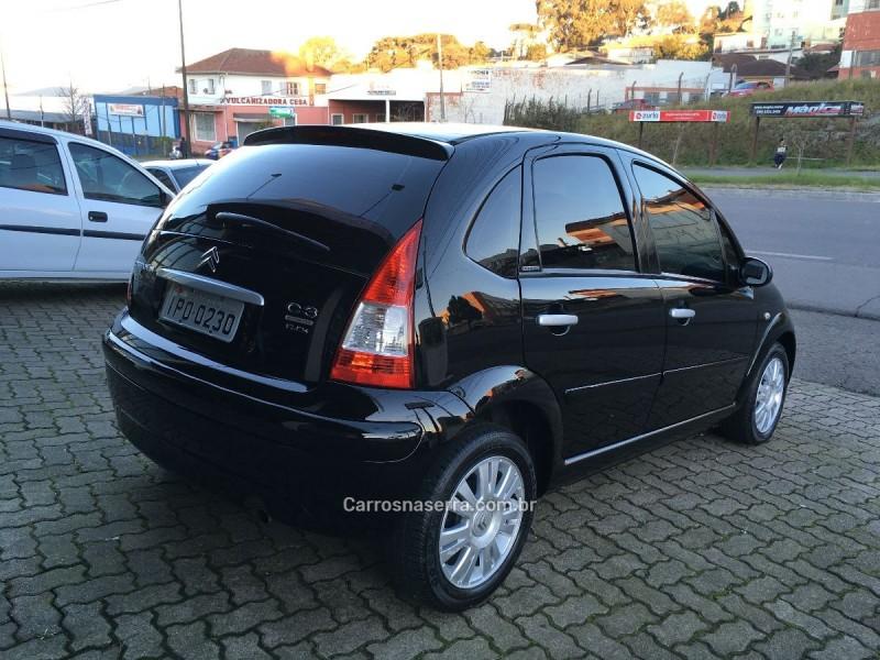 C3 1.6 EXCLUSIVE 16V FLEX 4P AUTOMÁTICO - 2009 - CAXIAS DO SUL