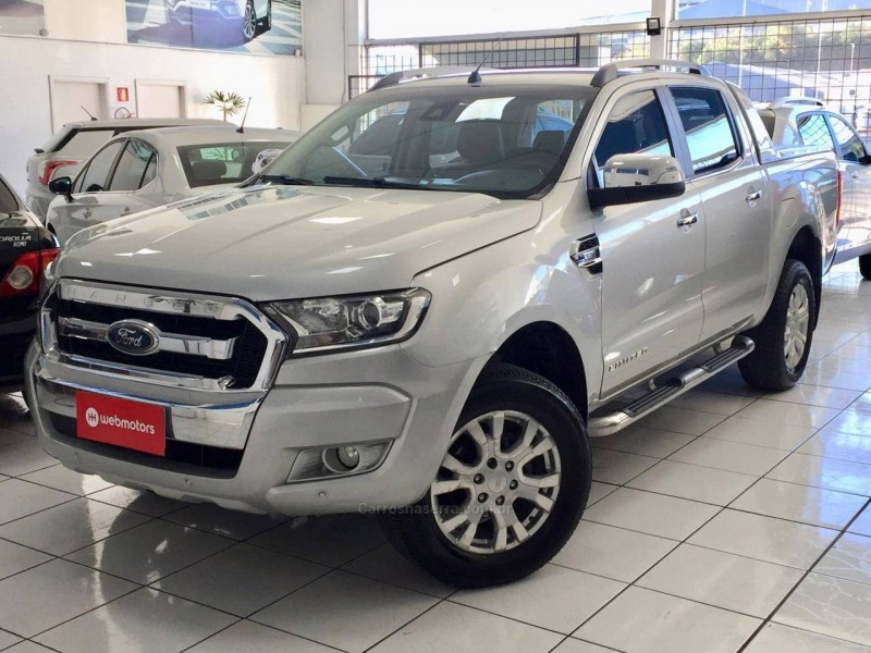 ranger 3.2 limited 4x4 cd 20v diesel 4p automatico 2017 caxias do sul