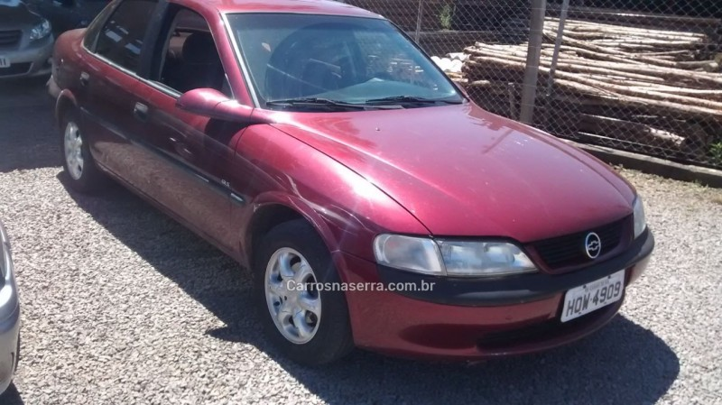 vectra 2.0 mpfi gls 8v gasolina 4p manual 1997 caxias do sul