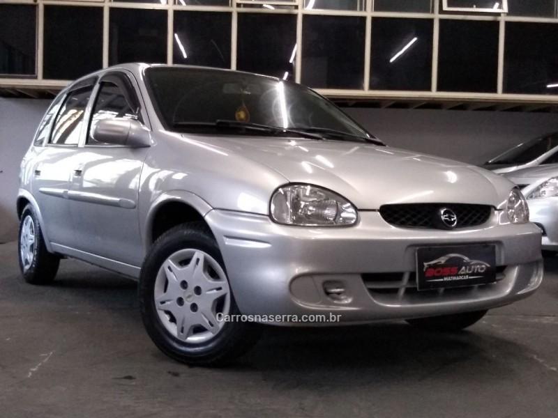 corsa 1.0 mpfi milenium 8v gasolina 4p manual 2001 caxias do sul