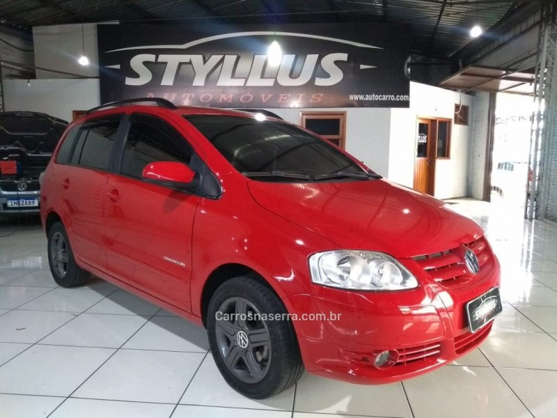 spacefox 1.6 mi 8v flex 4p manual 2007 estancia velha