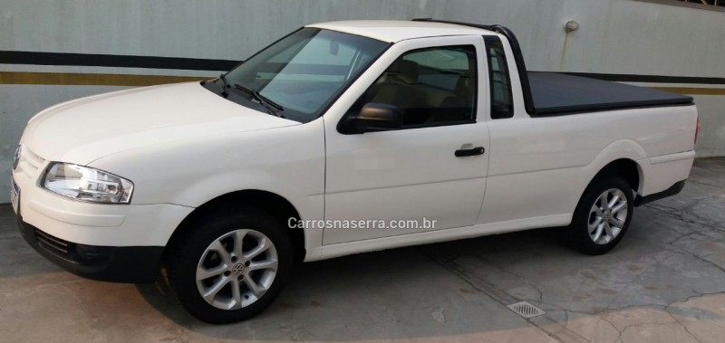 saveiro 1.6 mi city cs 8v flex 2p manual g.iv 2006 bento goncalves