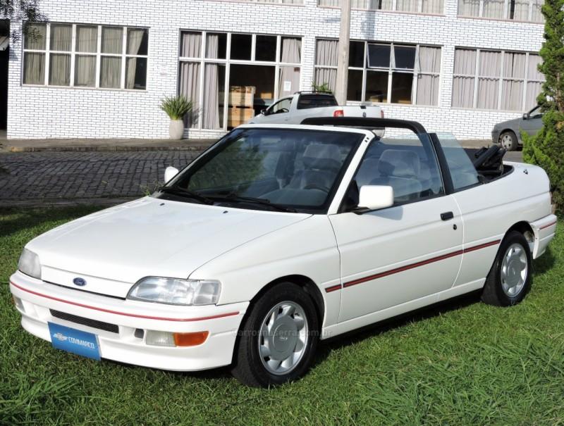 escort 2.0 i xr3 conversivel 8v gasolina 2p manual 1994 sao marcos