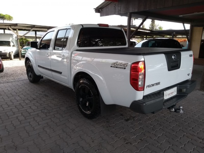 FRONTIER 2.5 XE 4X4 CD TURBO ELETRONIC DIESEL 4P MANUAL - 2010 - CAXIAS DO SUL