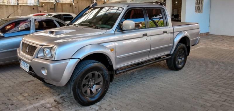 l200 2.5 gls sport 4x4 cd 8v turbo intercooler diesel 4p manual 2006 caxias do sul