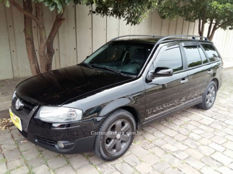 parati 1.6 mi track amp field 8v flex 4p manual g.iii 2006 caxias do sul