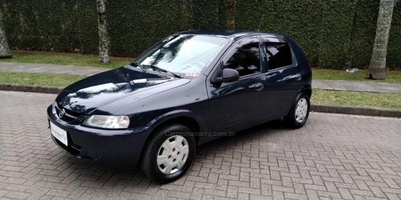 celta 1.0 mpfi 8v gasolina 4p manual 2004 caxias do sul