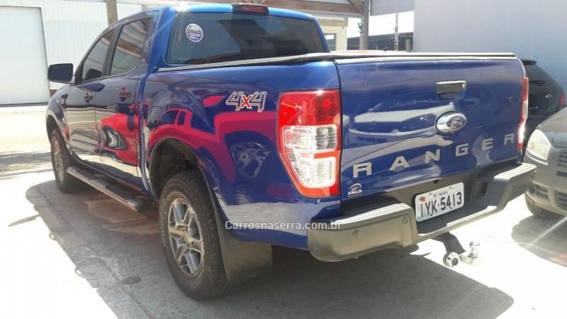 RANGER 2.2 XLS 4X4 CD 16V DIESEL 4P AUTOMÁTICO - 2018 - VACARIA