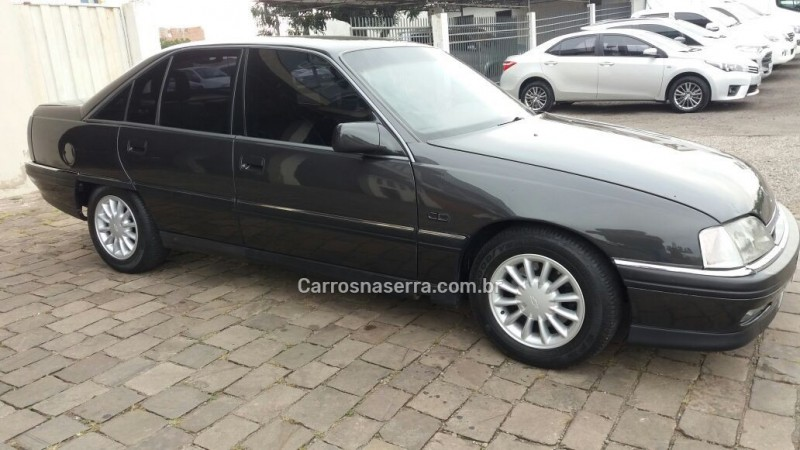 omega 3.0 mpfi cd 12v gasolina 4p manual 1993 veranopolis