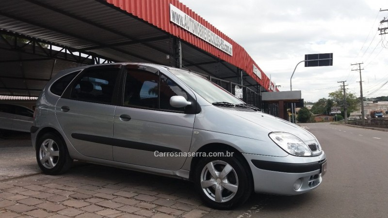 scenic 1.6 kids 16v flex 4p manual 2008 caxias do sul