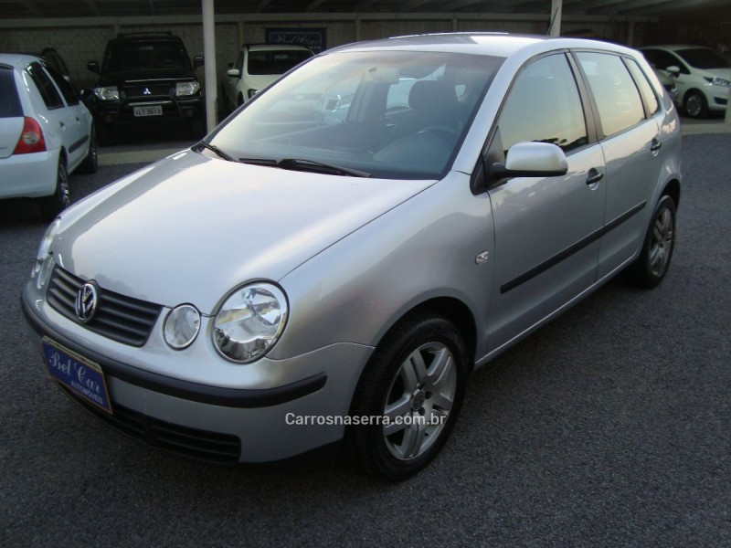 polo 1.6 mi 8v gasolina 4p manual 2003 caxias do sul