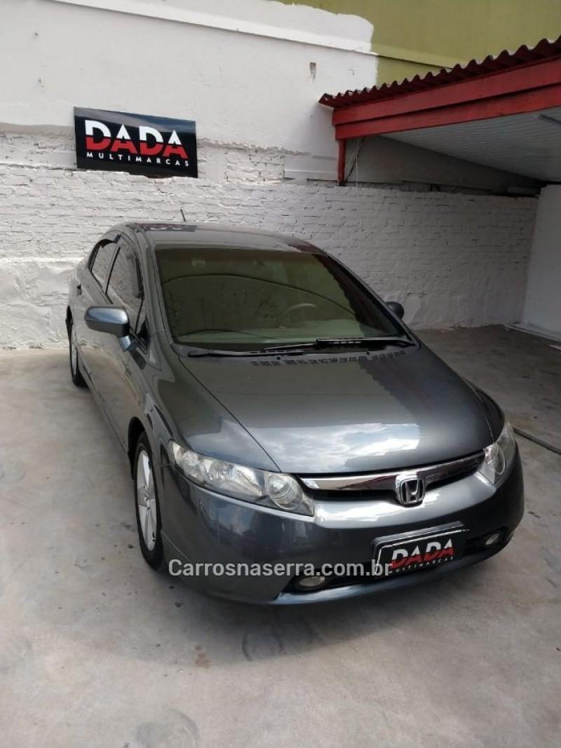 civic 1.8 lxs 16v gasolina 4p manual 2007 caxias do sul