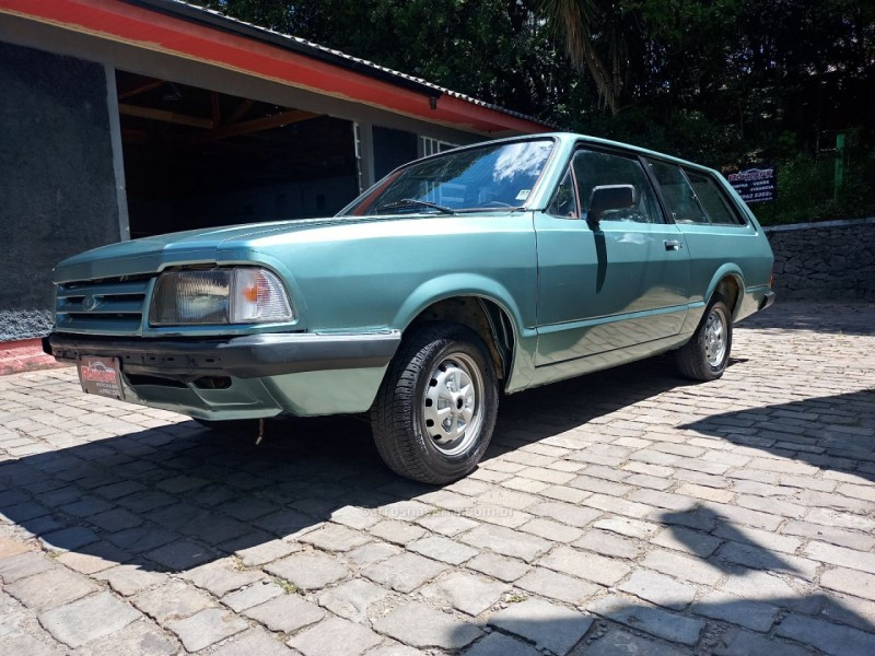 BELINA 1.6 II 8V GASOLINA 2P MANUAL - 1987 - CAXIAS DO SUL