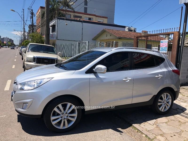 ix35 2.0 mpfi gls 4x2 16v gasolina 4p automatico 2011 caxias do sul