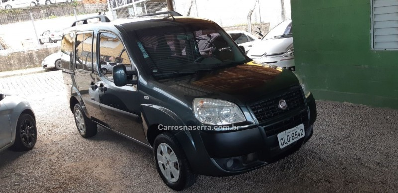 doblo 1.8 mpi 8v gasolina 4p manual 2011 bento goncalves