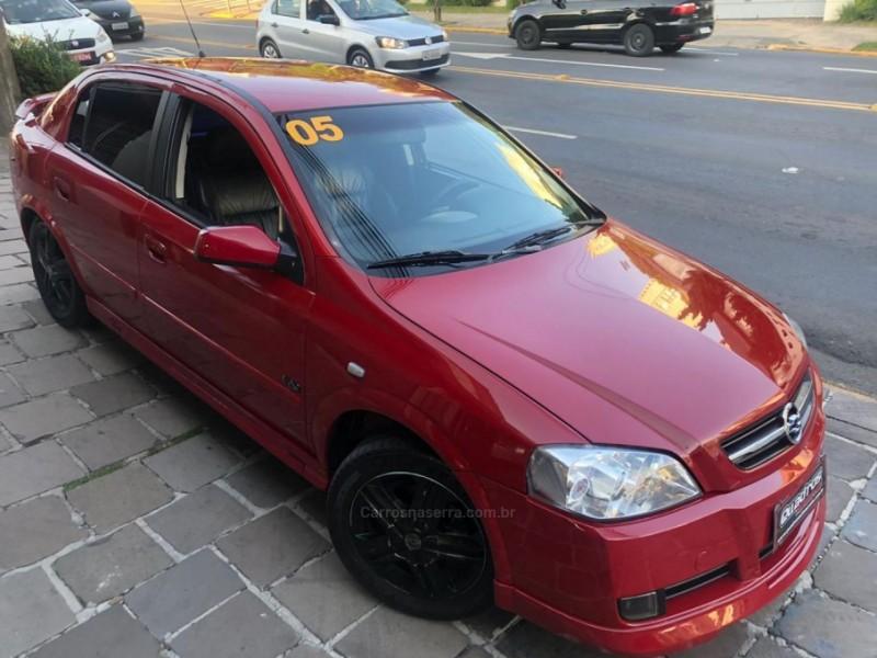 astra 2.0 sfi gsi 16v gasolina 4p manual 2005 caxias do sul
