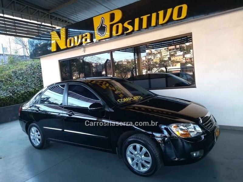 cerato 1.6 ex sedan 16v gasolina 4p manual 2008 caxias do sul