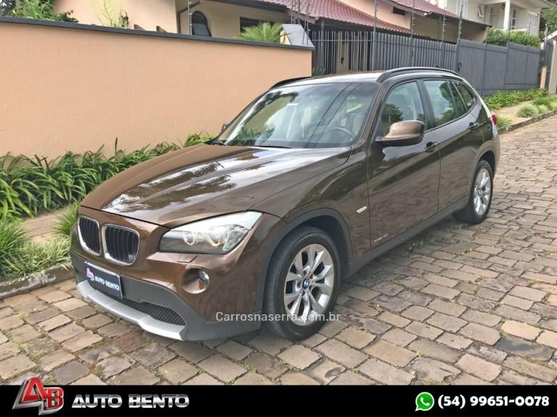 x1 2.0 18i s drive 4x2 16v gasolina 4p automatico 2011 bento goncalves
